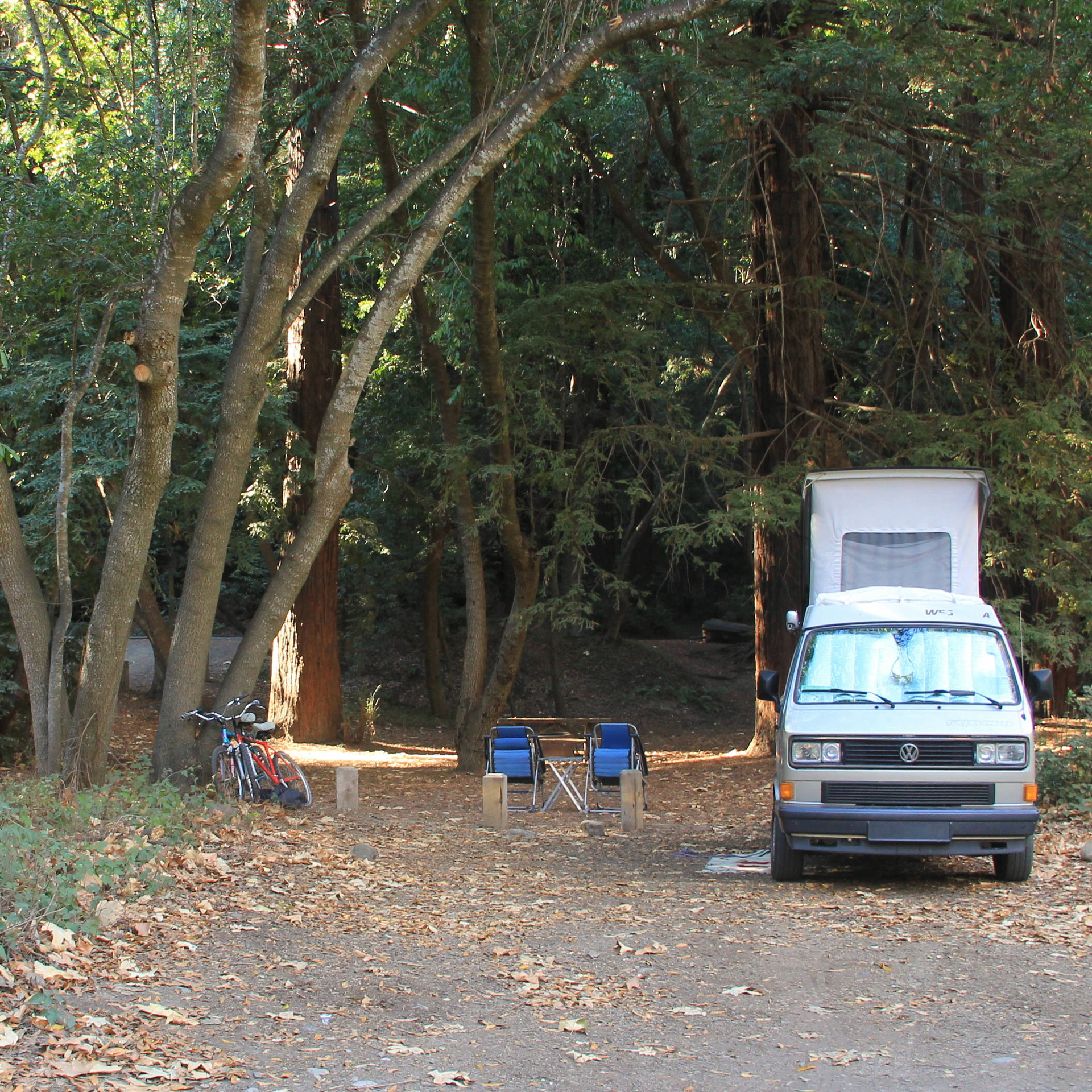 pfeiffer big sur state park campground | outdoor project