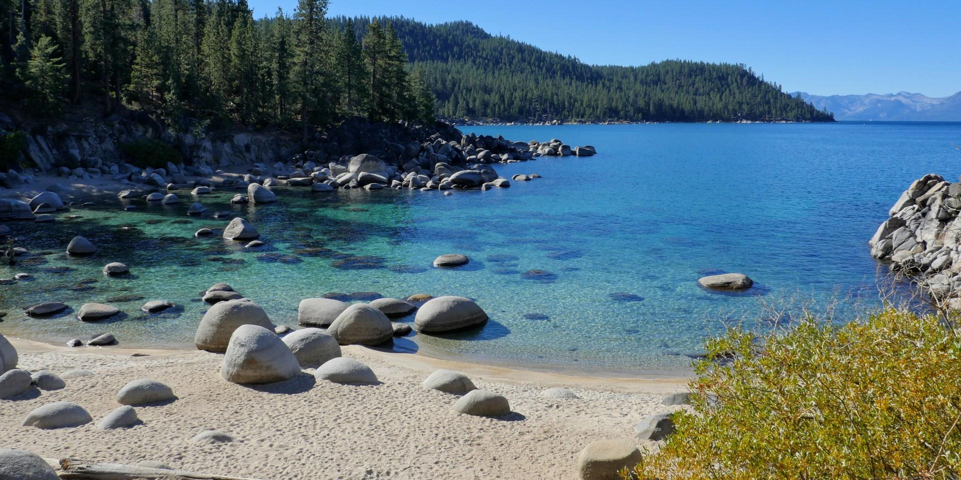 Secret Cove Chimney Beach Loop Reno East Lake Tahoe