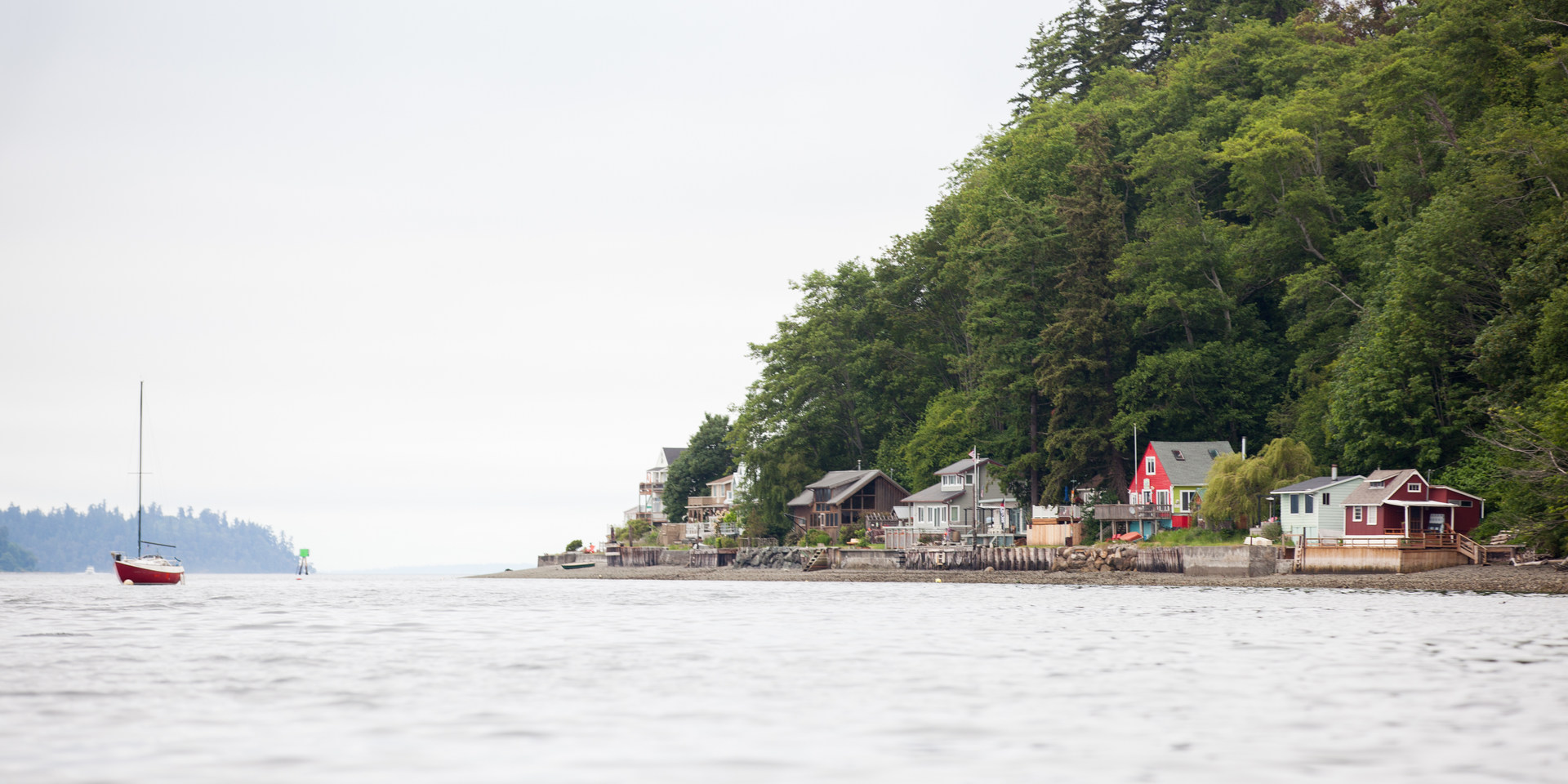 Camping Long Island Washington