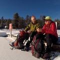 Contributor Tyson Gillard and his mom, Linda Gillard.- Paulina Creek + Falls Loop Trail