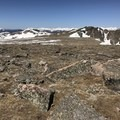 Flat Top Mountain summit.- An Indigenous Legacy in Rocky Mountain National Park