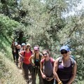 Happy Trail Maven hikers. Photo by Jessica Monroy.- Adventures with Trail Mavens