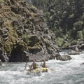 Rafting on the Illinois River.- 19 Adventures Between You and The Oregon Coast
