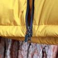 The double zipper can be cumbersome to initiate.- Gear Review: Kathmandu Epiq Men's Hooded Down Jacket