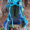The AiR LT mesh backing and other standard features.- Gear Review: Kathmandu Voltai 40L Pack
