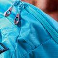 The left hydration bladder hose outlet.- Gear Review: Kathmandu Voltai 40L Pack