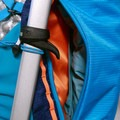 Rear, quick-access pocket ideal for shells.- Gear Review: Kathmandu Voltai 40L Pack