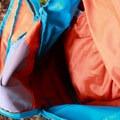 Spacious main pocket featuring mesh-enforced internal pocket.- Gear Review: Kathmandu Voltai 40L Pack