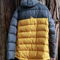 The 100% recycled polyester shell is bomber.- Gear Review: Kathmandu Epiq Men's Hooded Down Jacket