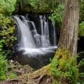Johnson Falls in the Boundary Waters Canoe Area Wilderness.- Mining Endangers Minnesota's Boundary Waters