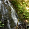 Woodburn Falls.- Lacamas Creek Loop Trail