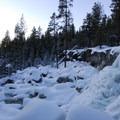 Paulina Creek.- Paulina Creek + Falls Loop Trail