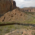 - Smith Rock, Misery Ridge Hiking Trail