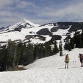 Mount Adams, South Climb.- Mount Adams: South Climb