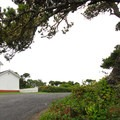 Yaquina Bay Lighthouse.- Yaquina Bay State Recreation Site