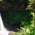 North Falls.- Silver Falls State Park