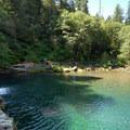 Salmon Falls.- Opal Creek Wilderness