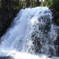 Fall Creek Falls.- Broken Top