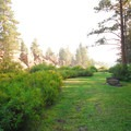 The park's day-use area.- Tumalo State Park Campground