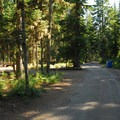 - Frog Lake Campground