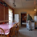 The kitchen.- Cold Springs Guard Station