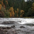- Clackamas River, Sun Strip to Bob's Hole