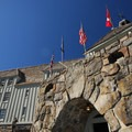 Timberline Lodge.- Timberline Lodge