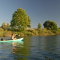Lower Lewis River.- Lewis River + Squaw Island Canoe/Kayak