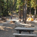 Cloud Cap Campground.- Cooper Spur + Cloud Cap Hike