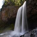 Tamanawas Falls.- Tamanawas Falls Hike