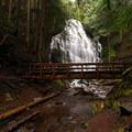 Ramona Falls.- Ramona Falls Hike