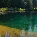 Little Crater Lake.- Little Crater Lake