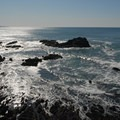 View looking south from Yaquina Head State Natural Area.- Yaquina Head Outstanding Natural Area