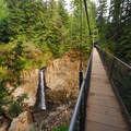 Drift Creek Falls.- Drift Creek Falls Hike