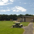 South Beach State Park's day-use and picnic area.- South Beach State Park