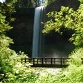South Falls, Silver Falls State Park.- Silver Falls, Trail of 10 Falls