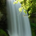 Lower South Falls, Silver Falls State Park.- Silver Falls, Trail of 10 Falls