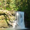 Upper North Falls, Silver Falls State Park.- Silver Falls, Trail of 10 Falls