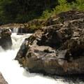 Moulton Falls.- Moulton Falls