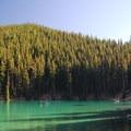 Devils Lake.- Devils Lake