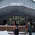 Ray Garey Cabin.- Teacup Lake Sno-Park