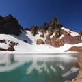 Broken Top Crater.- Three Sisters Wilderness