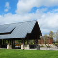 Picnic shelter.- Foothills Park