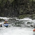 Smiles all day long on the East Fork of the Lewis. - East Fork of the Lewis River