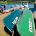 Boat rentals are available in Area C.- Scoggins Valley Park