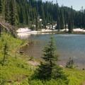Anderson Lake.- Dewey + Anderson Lakes