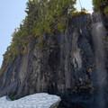 Small falls on the east side of Naches Peak.- Tipsoo Lake + Naches Peak Loop Trail
