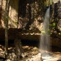 Hedge Creek Falls.- Hedge Creek Falls