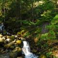 Cascades near Lena Lake.- Lena Lake Hike