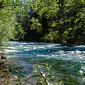 - McKenzie River: Paradise to Blue River
